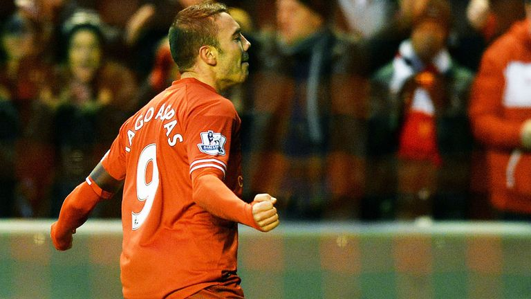 Iago Aspas: Liverpool forward heading to Sevilla on loan