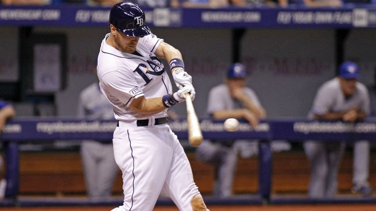 Ben Zobrist: Homered for the Tampa Bay Rays during their victory over the Boston Red Sox