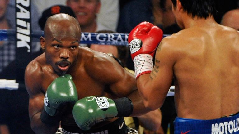 Timothy Bradley has thanked fans for their support after announcing his retirement