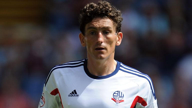 Keith Andrews: Bolton midfielder has joined Watford on loan