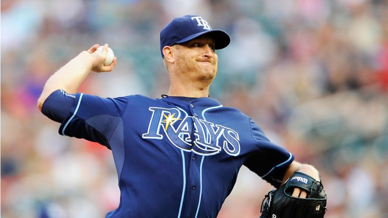 Alex Cobb: Added a crucial run for Tampa Bay