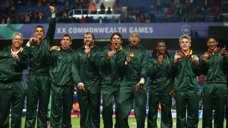 South Africa: Claimed Commonwealth gold after ending New Zealand's rugby sevens remarkable dominion