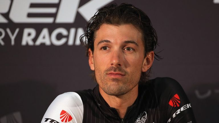 Fabian Cancellara is targeting victory on stage five