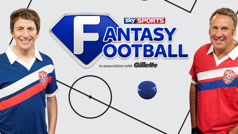 Sky Sports Fantasy Football: Who will make your starting XI this season?