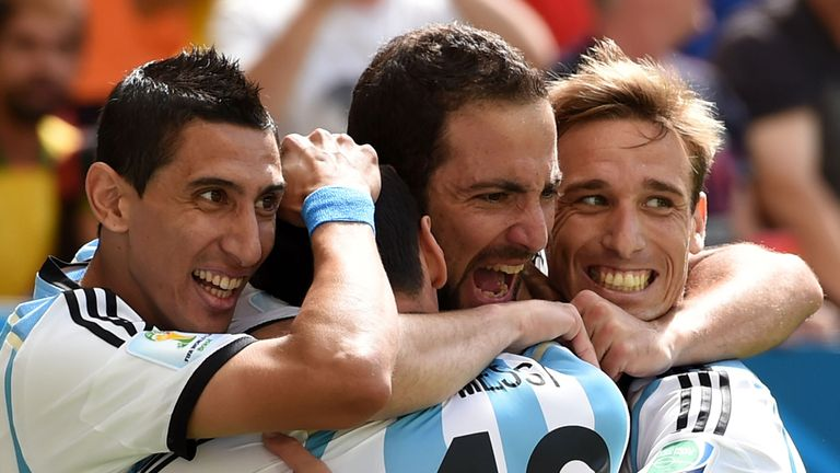 Merse reckons Argentina will be celebrating come Wednesday night