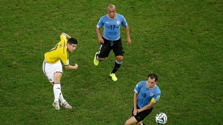 James Rodriguez: Wonder goal