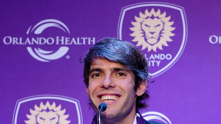 Kaka has signed for Orlando City Soccer (pic: Nigel Worrall)