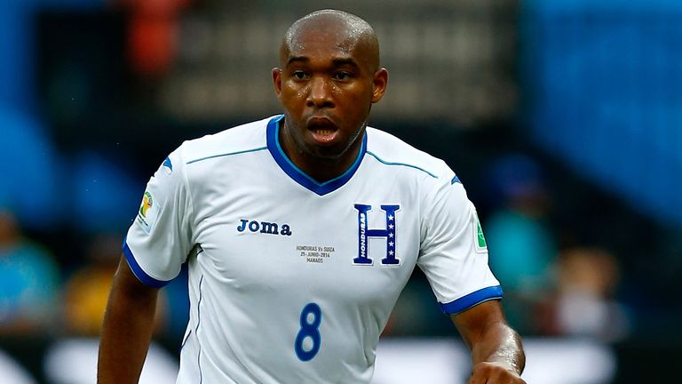 Wilson Palacios: Honduras star misses out on Qatar move