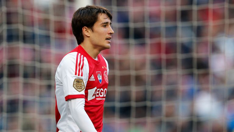 Bojan Krkic: Stoke boss Mark Hughes believes Spanish forward struggled to adapt at Ajax