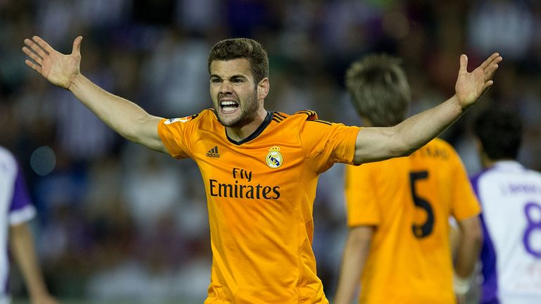 Nacho Fernandez: Signed new six-year deal at Real Madrid