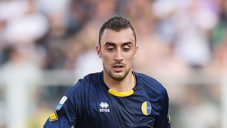 Tommaso Bianchi: Joined Leeds alongside striker Souleymane Doukara