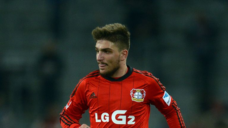 Konstantinos Stafylidis: Bayer Leverkusen defender heading to Fulham