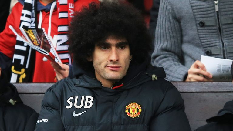 Marouane Fellaini: Manchester United midfielder attracting interest from Napoli