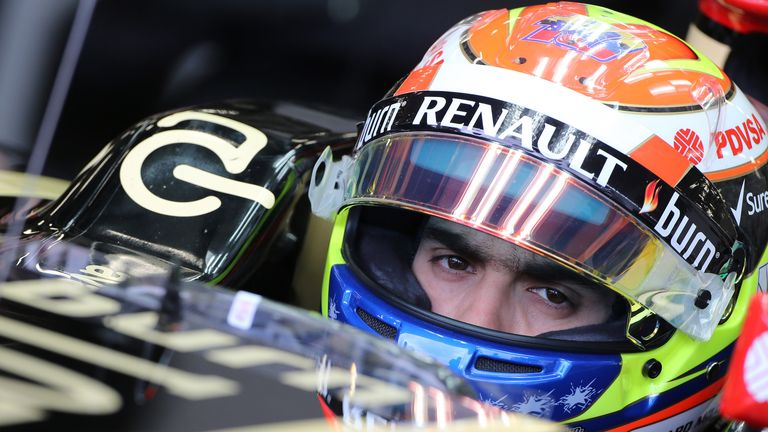 Pastor Maldonado: Will stay at Lotus in 2015