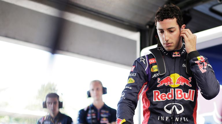 Daniel Ricciardo: Disappointed with quailfying