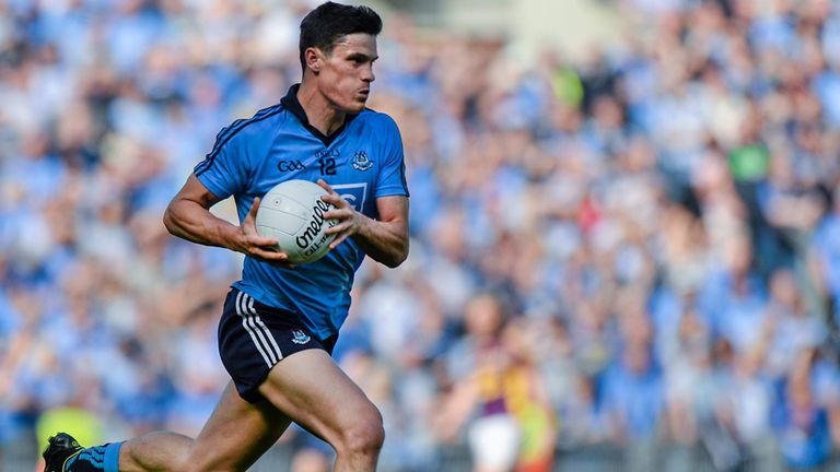 Diarmuid Connolly is just one of a host of talented forwards in the Dublin panel