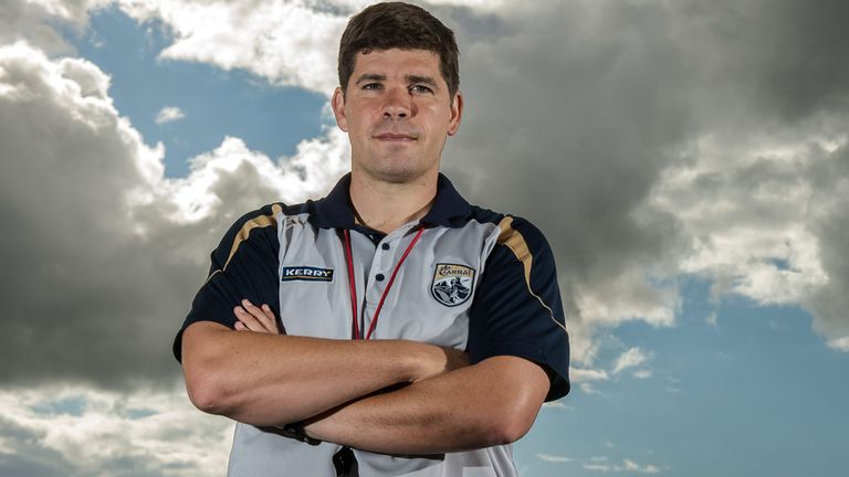 Eamonn Fitzmaurice: Says Mayo have the hallmark of champions about them