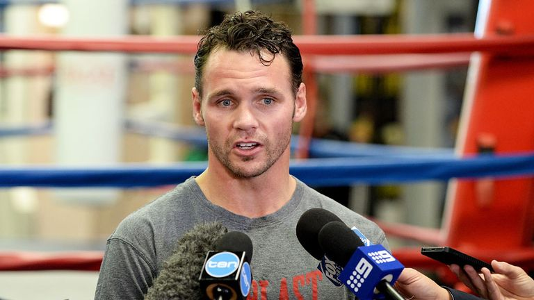 Daniel Geale: Returned with a win in February