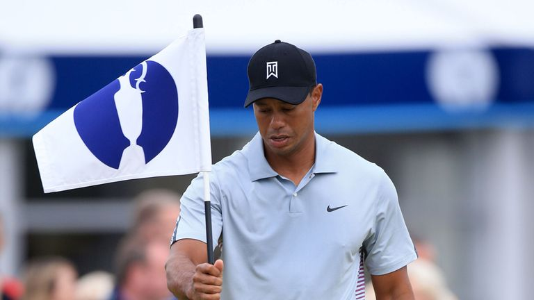 Tiger Woods: Form a worry