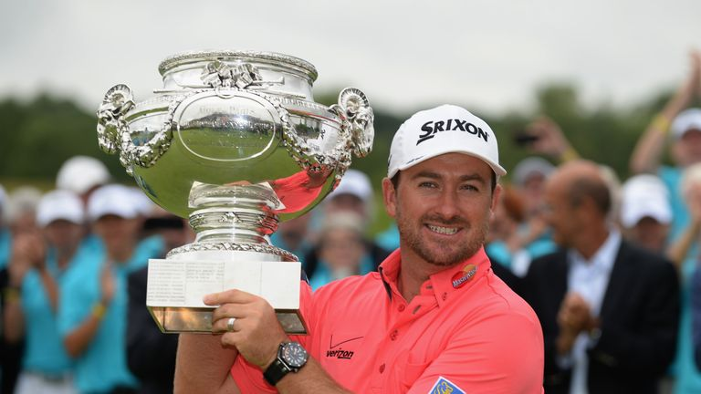 Graeme McDowell: shot a best-of-the-day 67