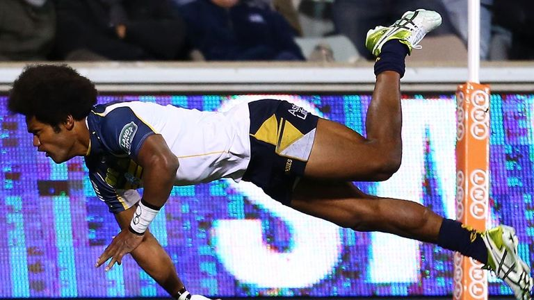 Henry Speight: Winger named in Australia's squad for the Rugby Championship