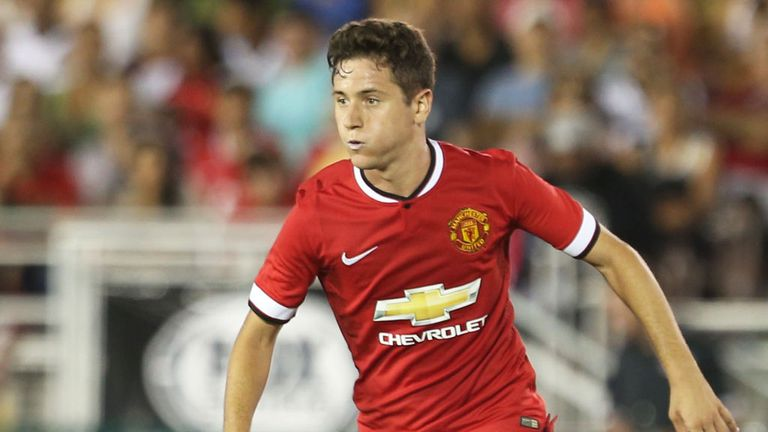 United will look to Ander Herrera to link the play in Michael Carrick's absence