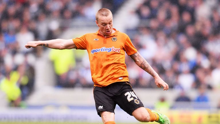 Jamie O'Hara: Has left Wolves