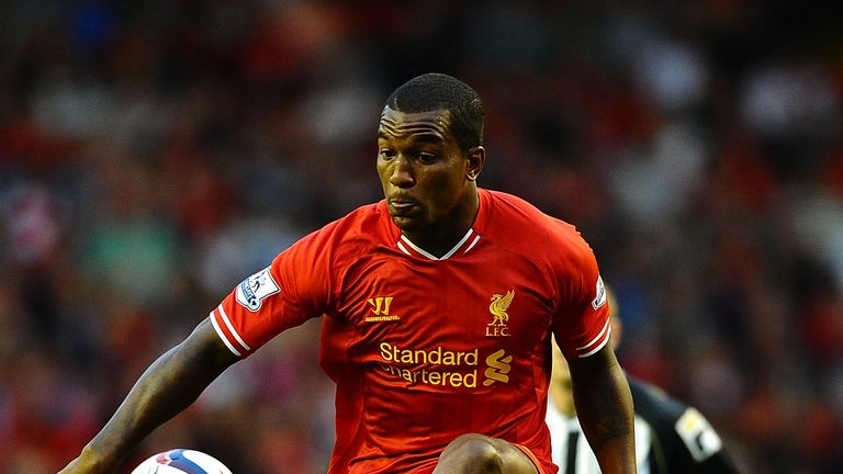 Andre Wisdom: Has made the move to West Brom on loan