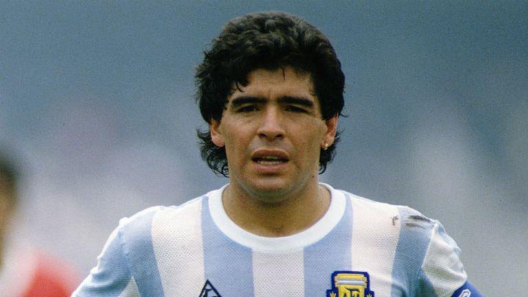Pochettino believes Dembele is in the same bracket as Diego Maradona