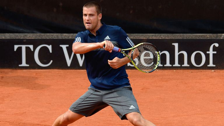 Mikhail Youzhny: Defeated by Robin Haase in quarter-finals of Suisse Open