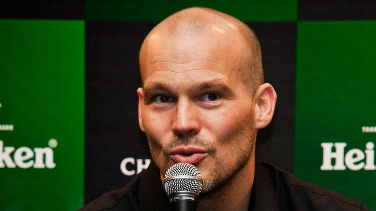 Freddie Ljungberg: Set to play in the Indian Super League