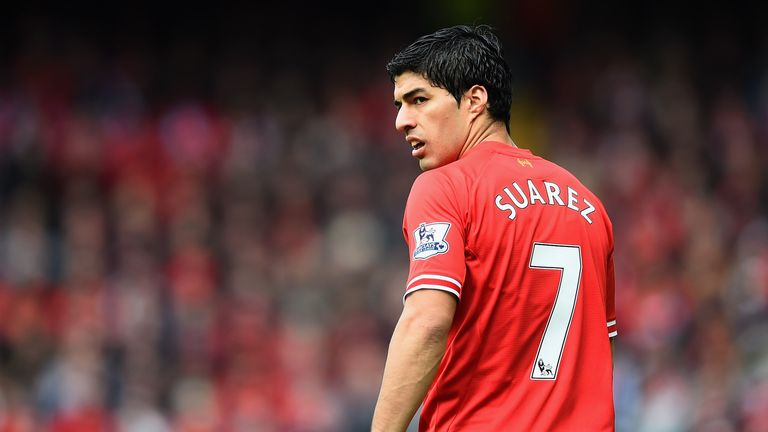 Luis Suarez: Has turned his back on Liverpool