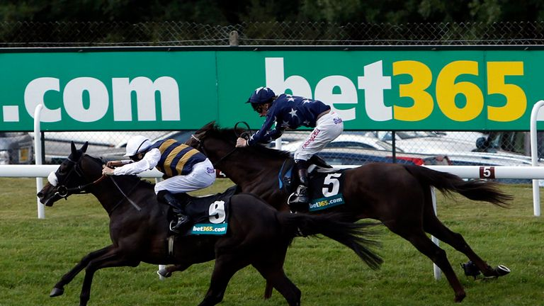 Havana Cooler holds clear claims in the Old Borough Cup