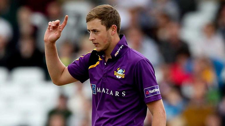 Oliver Robinson: Yorkshire terminate bowler's contract