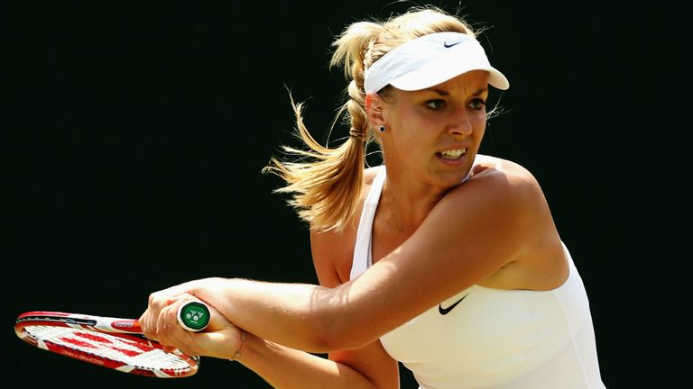 Sabine Lisicki: Record at Wimbledon far superior to rest of grand slams