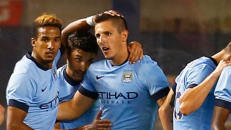 Jovetic: Impressive in pre-season