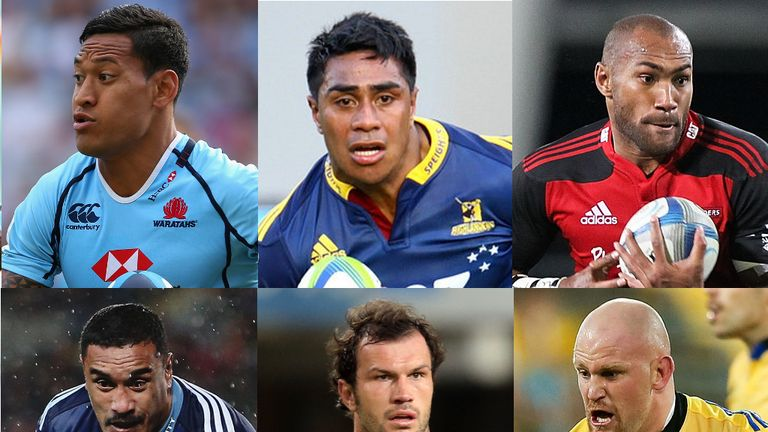 Super Rugby: SANZAR have announced the competition will feature 18 teams from 2016 including one from Asia.