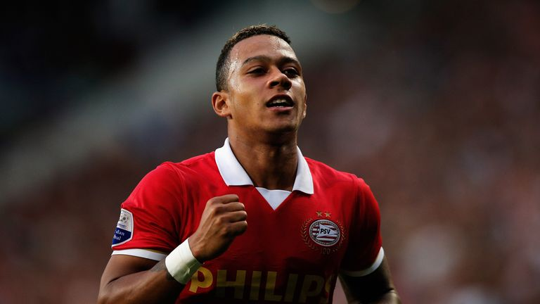 Memphis Depay: PSV Eindhoven winger open-minded about his future