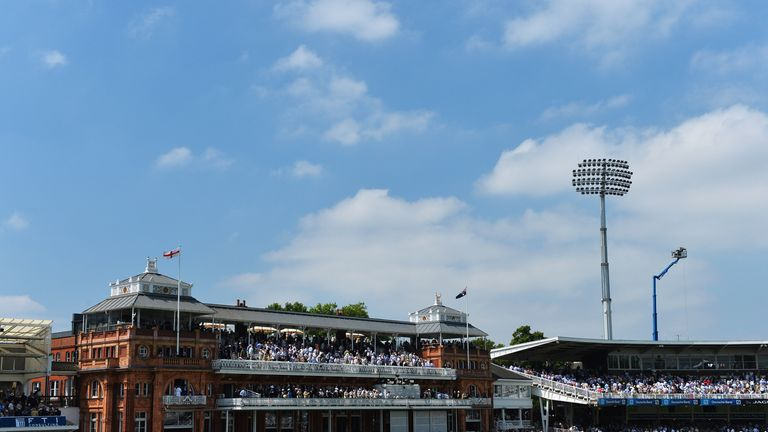 Lord's will host a celebration match on Saturday