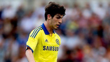 Lucas Piazon: Chelsea youngster taking in loan at Eintracht Frankfurt