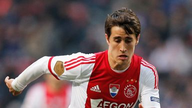 Bojan Krkic: Looking forward to testing himself in the Premier League