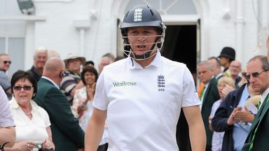 Gary Ballance: Given gentle reminder after being pictured in Nottingham bar