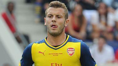 Jack Wilshere: The midfielder says Arsenal