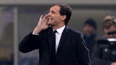 Massimiliano Allegri: Hopes to lead Juventus far in Europe