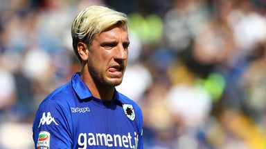 Maxi Lopez: Spent second half of last season on loan at Sampdoria