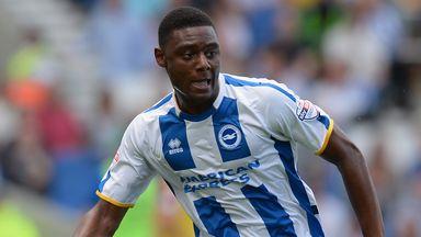 Rohan Ince: Scored winner for Brighton against Charlton