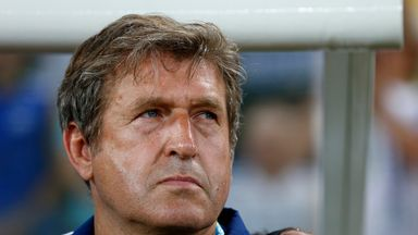Safet Susic: Paid price for Bosnia-Herzegovina's poor start