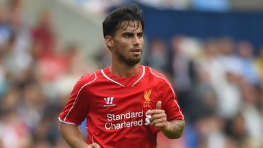 Suso: Has entered the final year of his Liverpool contract
