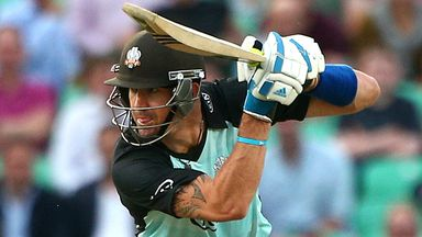 Kevin Pietersen: 28 for Surrey as they beat Middlesex