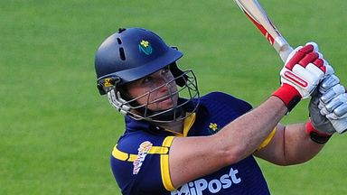 Jim Allenby: Leaves Glamorgan to join Somerset